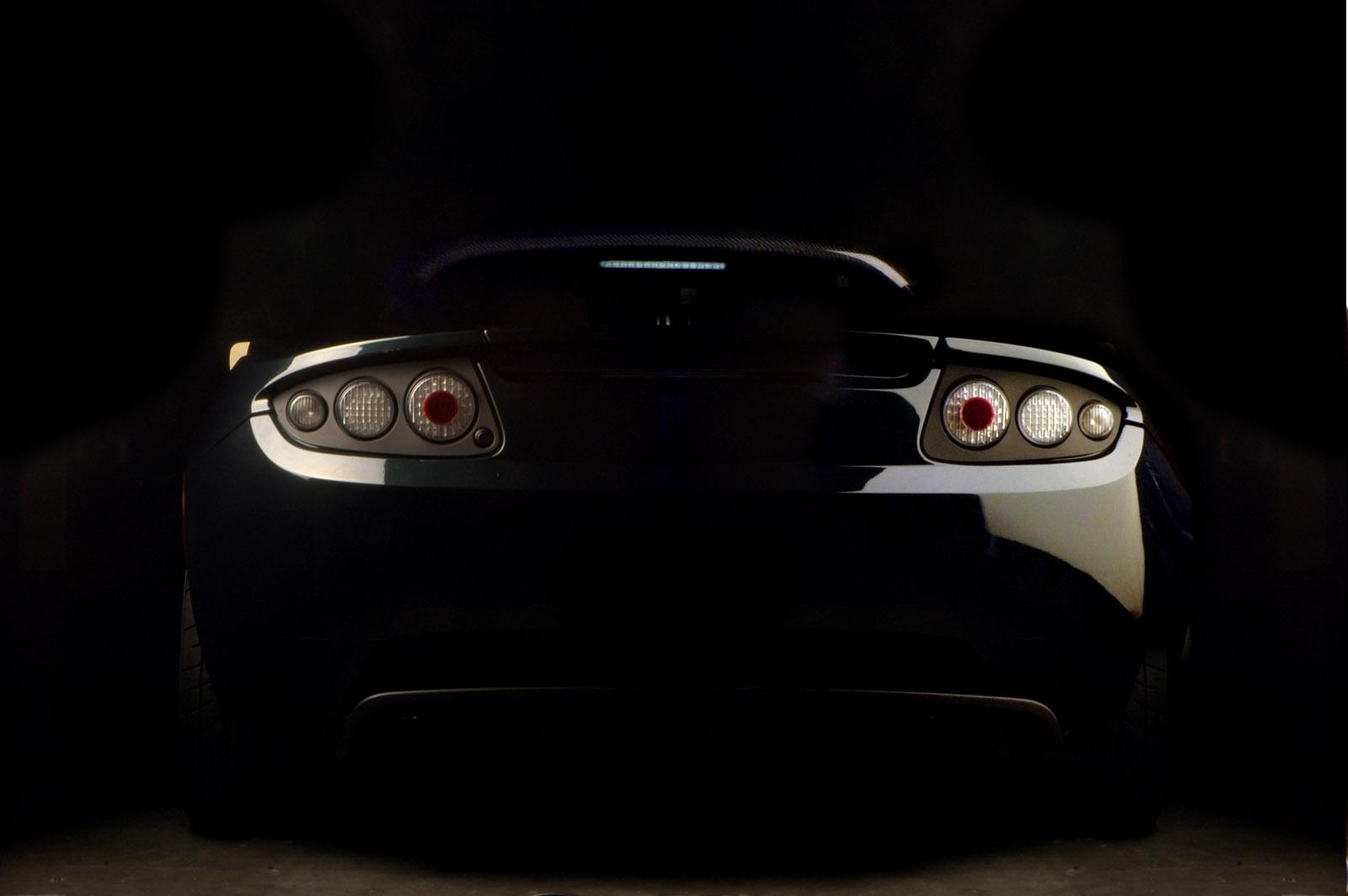 Sunhayoon Tesla Roadster Black