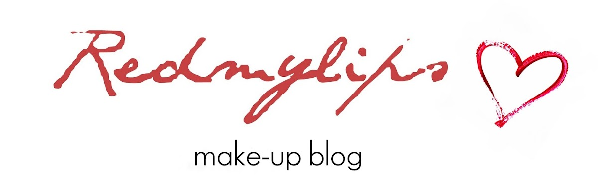 REDMYLIPS make-up blog