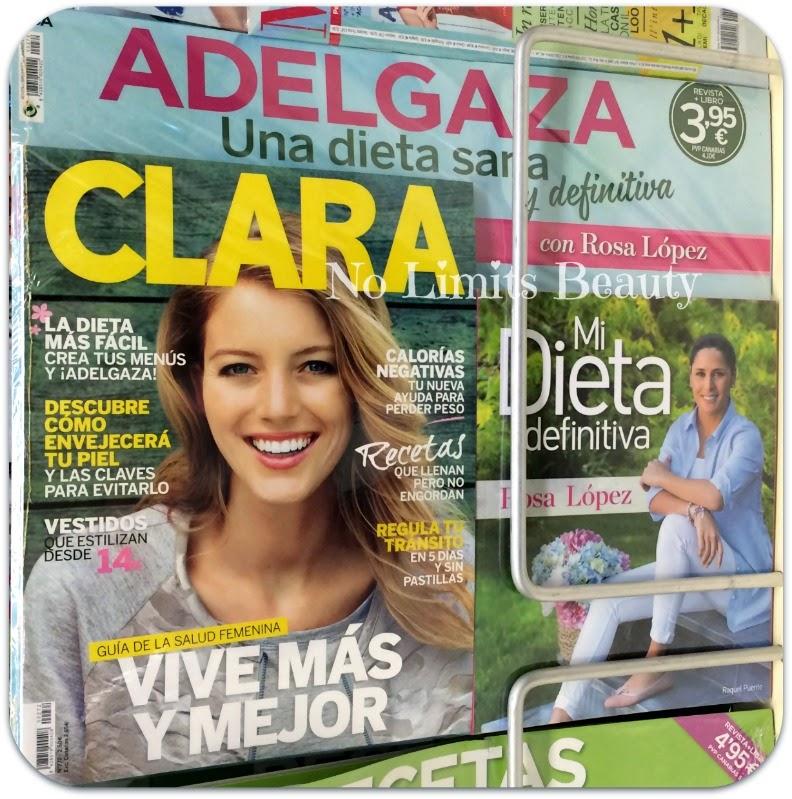 Regalos revistas Abril 2015: Clara