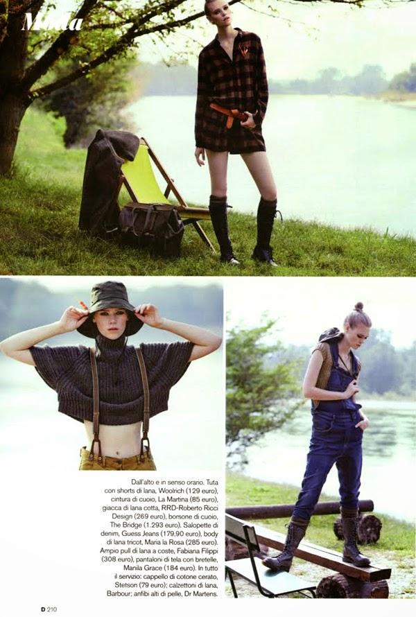Caitlin Holleran - Cast Images - D - la Repubblica Magazine