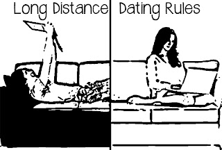 Dating rules for long distance