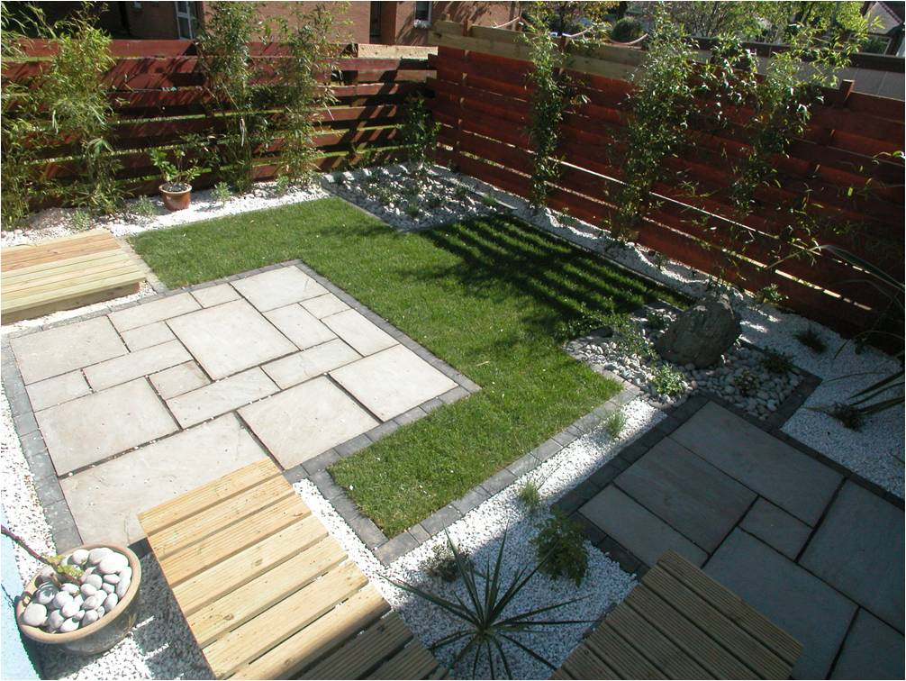 Crie Jardim Idéias para jardins  pequenos espaços