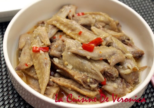 La Cuisine De Veronica B仔雞翼尖