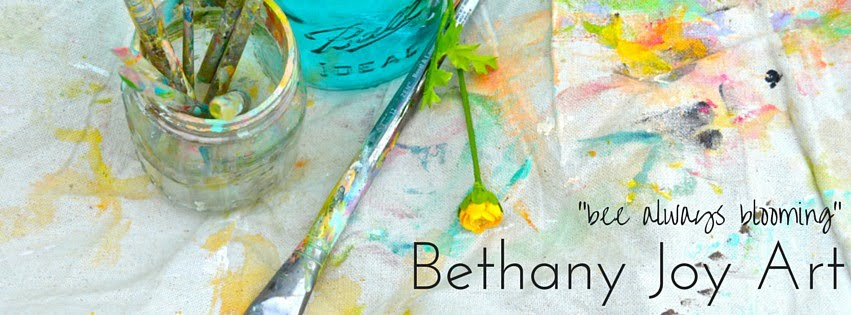 """bee"" always blooming: the artwork of bethany joy"