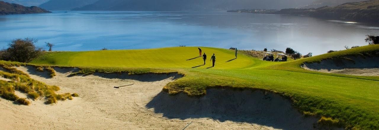 Golf amateur de Nueva Zelanda