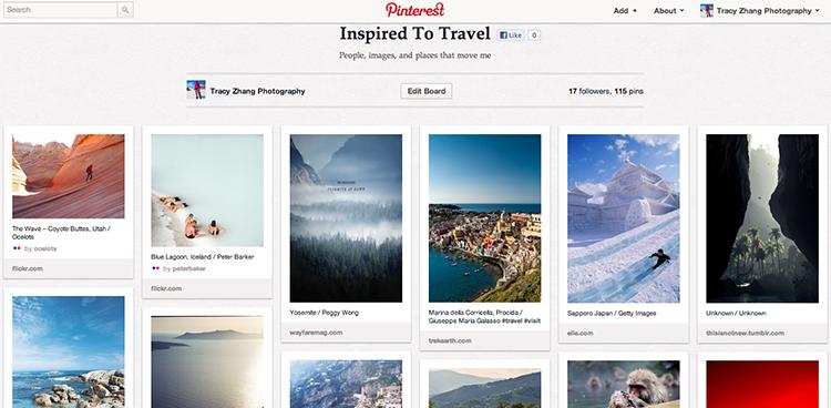 Inspiring Travel Photography