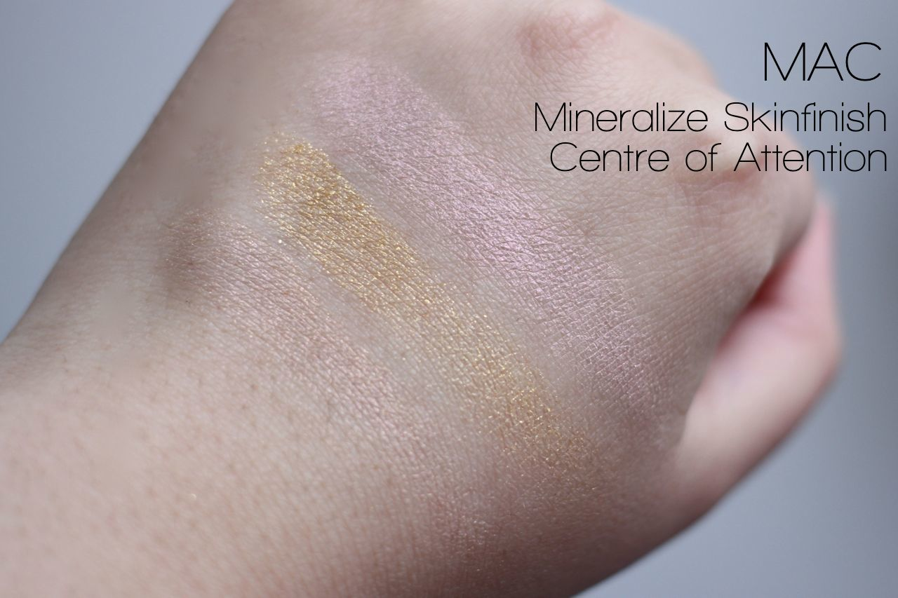 MAC Mineralize Skinfinish Centre of Attention