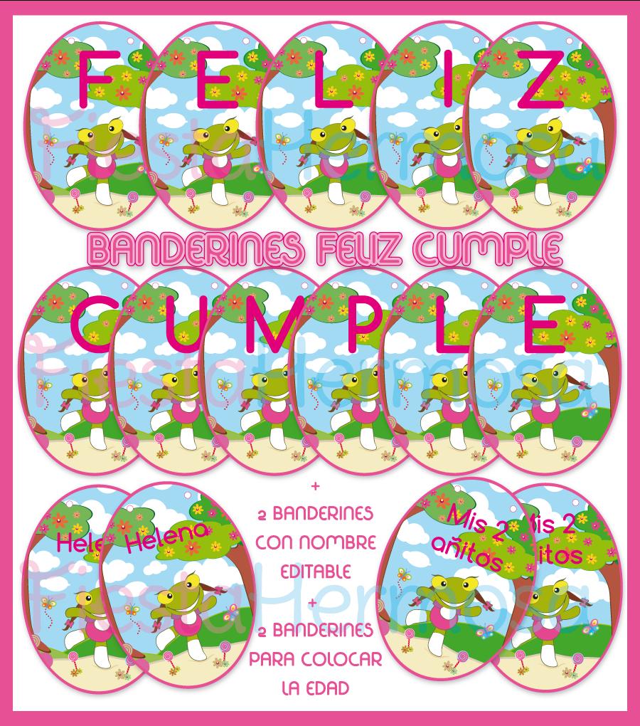 Carteles para cumpleaños para imprimir - Imagui