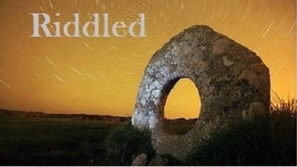 Riddled