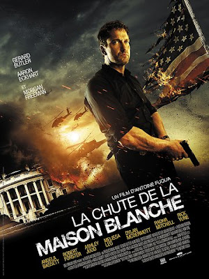 La Chute de la Maison Blanche Streaming Film