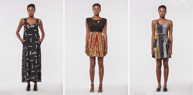 Blog mode, vetements fashion, fashion blog -Osei-Duro Spring Summer 2014 - 0