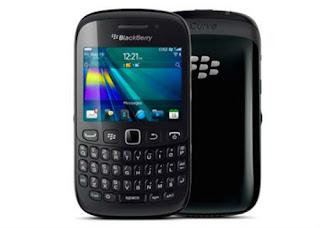 Spesifikasi dan Harga BlackBerry Curve 9220