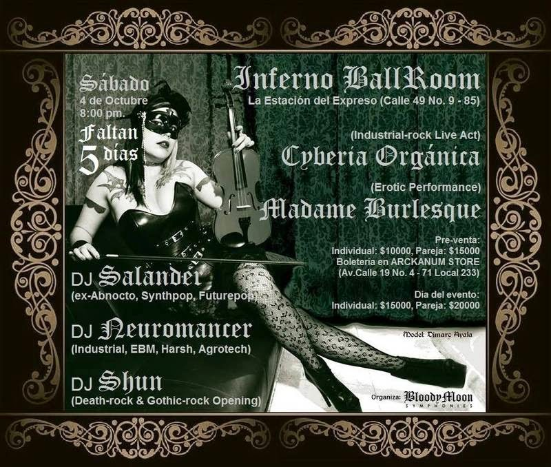 Inferno BallRoom 2014