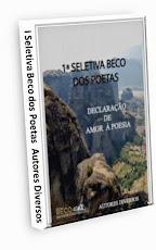1º Seletiva Beco Dos Poetas: