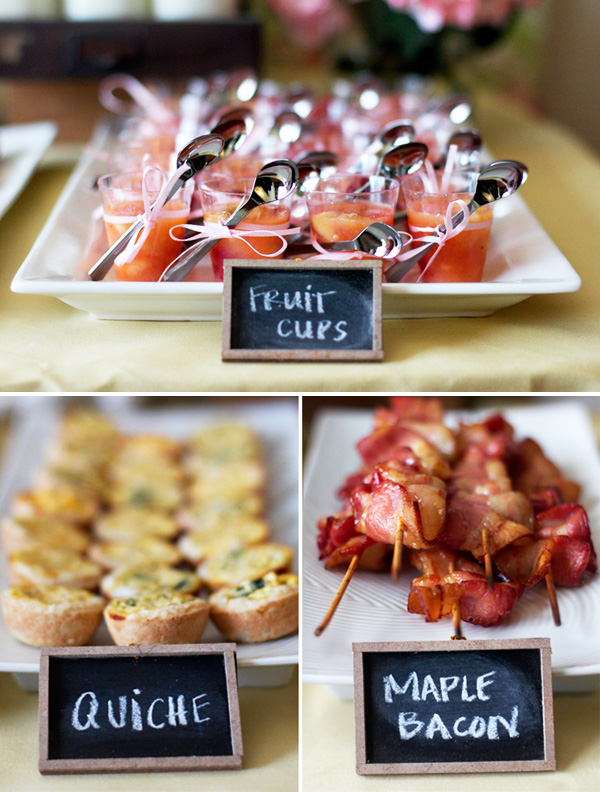 Baby shower food ideas baby shower ideas for food for a brunch isnt it so cute the only thing i wish we had that we charming farmhouse brunch baby shower forumfinder Gallery