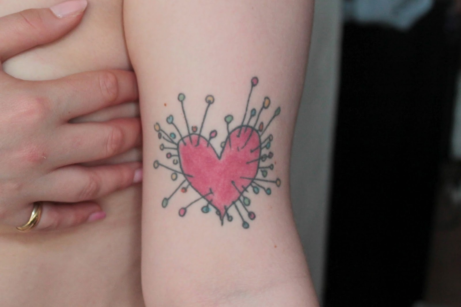 Cadavrexquis la modification corporelle les gens et moi - Tatouage amour et fidelite ...