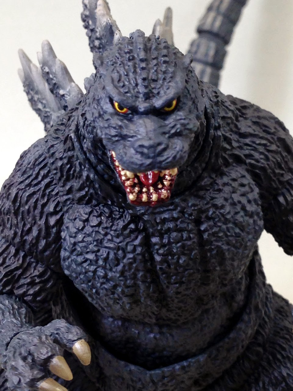 Import Monsters: S.H. MonsterArts Godzilla 1995 (Birth ver ... Godzilla 1995 Birth
