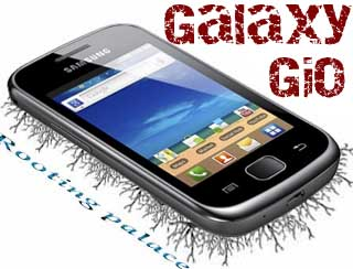 Root and unroot Samsung galaxy Galaxy Gio GT-S5660