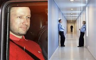 Foto-Foto Penjara Mewah Untuk Anders Behring Breivik 'Teroris di Norwegia'