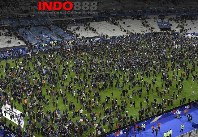 Gambar dan Video Bom Prancis - Jerman Indo888News