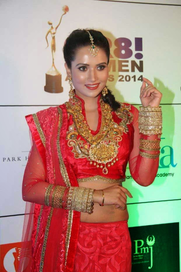 Preeti Rana at GR8! Women Awards 2014