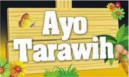 Fadhilah Sholat Tarawih Malam Ke-1 Sampai 30