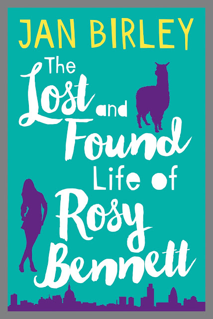 The Lost and Found Life of Rosy Bennett by Jan Birley