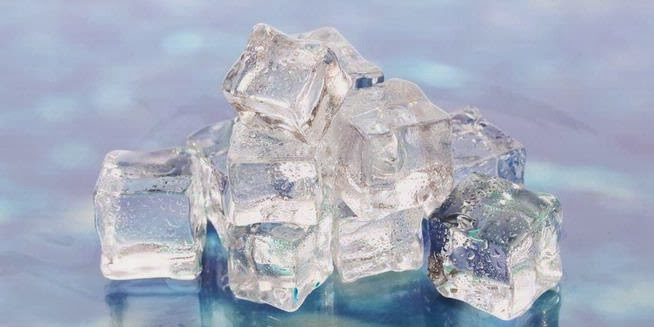 Chew like ice Indication anemia