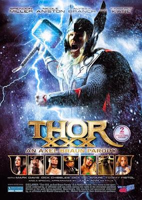 Thor XXX An Axel Braun Parody Movie
