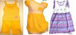 Grosir baju anak-anak murah