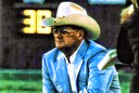 "OAIL ANDREW O. A.  ""BUM"" PHILLIPS (1923-Present)  NFL Football Coach"
