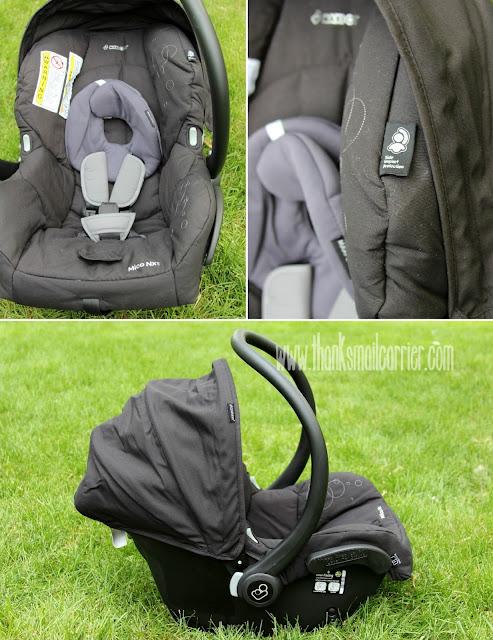 Maxi-Cosi Mico Nxt car seat