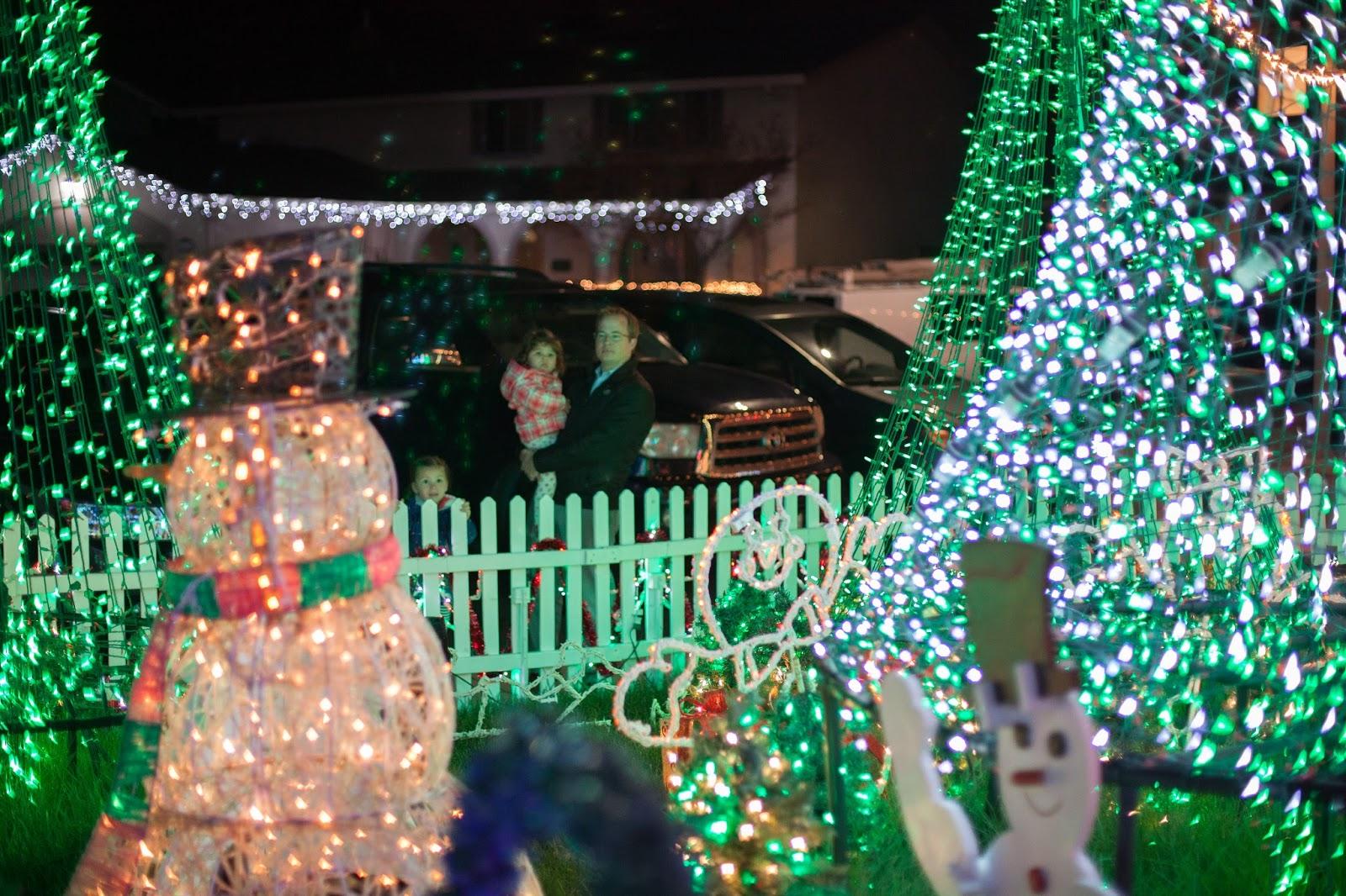 The House of Nash: Christmas Lights - Niles Canyon Railroad ...