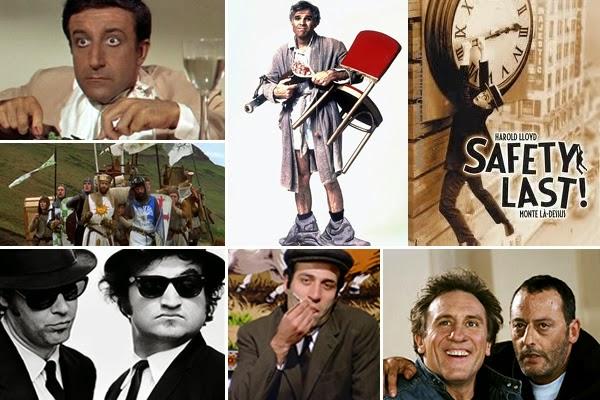 Izlediğim En Komik 50 Film