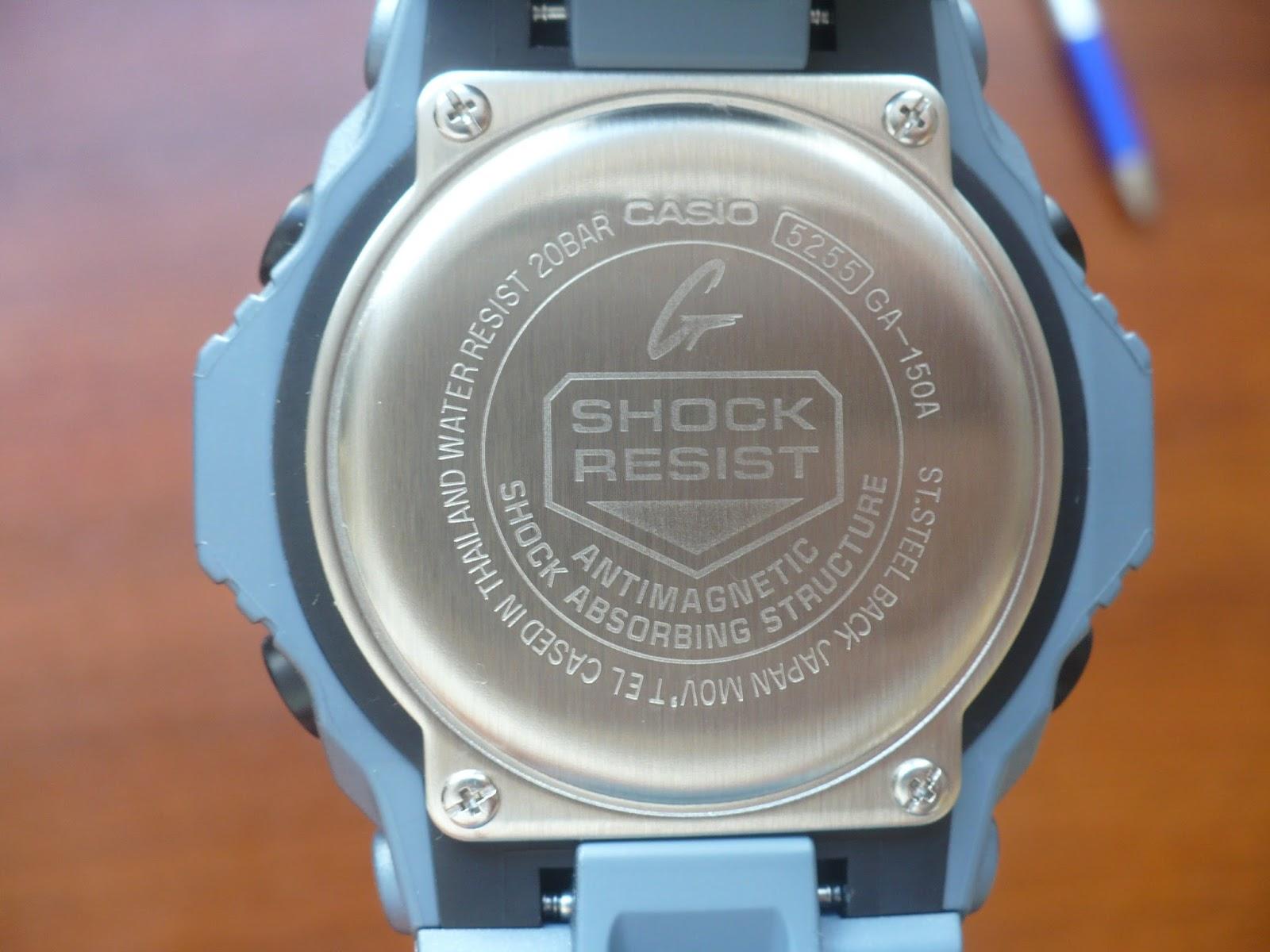 Инструкция по настройке часов casio g-shock gaa2er - видео g-shock от presidentwatches.