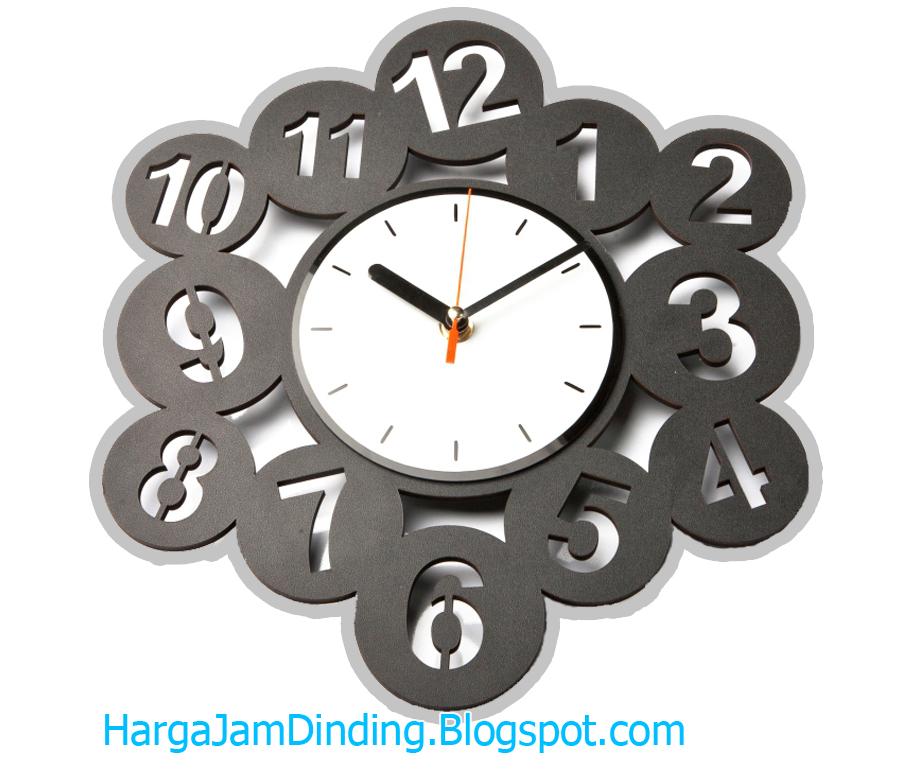Jual Jam Dinding Modern Bola yang Unik (MWC Ball Clock