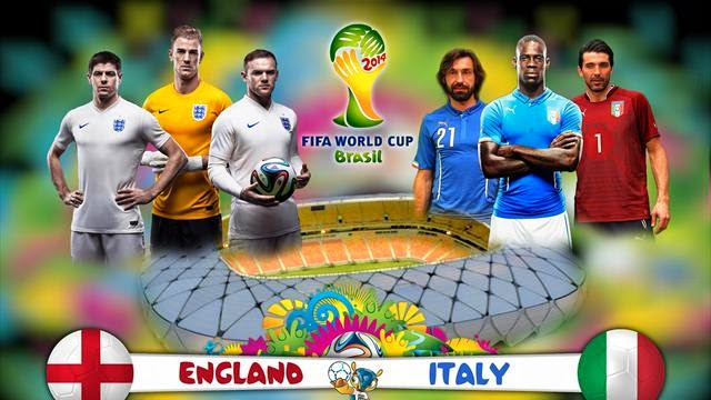 مشاهدة مباريات إنجلترا vs إيطاليا -فرنسا vs الهوندوراس -الأرجنتين vs البوسنة والهرسك