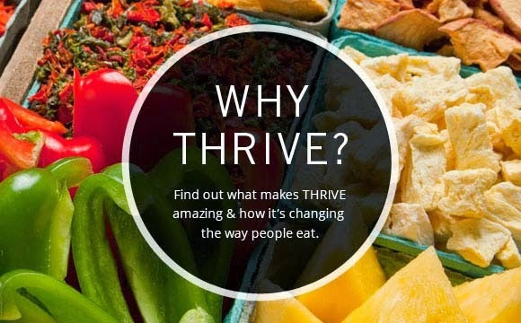 Why THRIVE?
