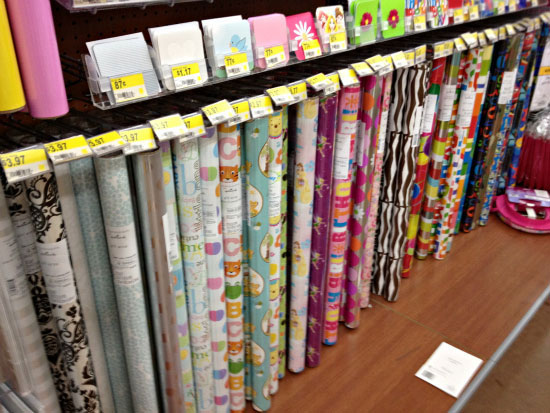 IHeart Organizing: You Asked: Wrapping Paper Wrap Up