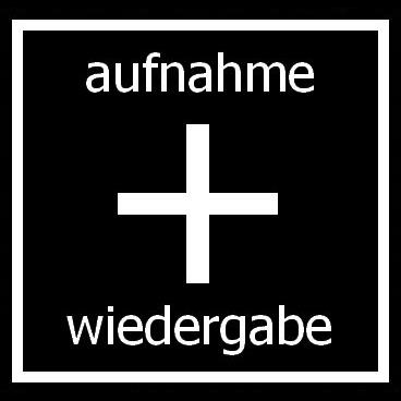 [aufnahme + wiedergabe]