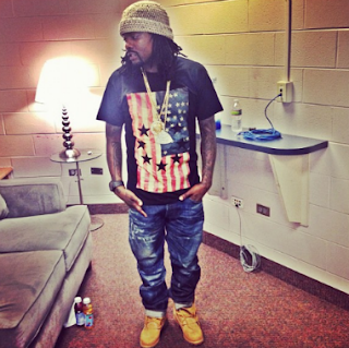 "Listen to a new song from Wale called ""The Blessing"""