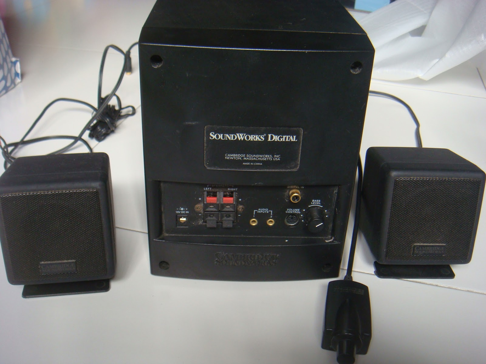 Pc Parts And Accessories Sitex 2012 Klipsch Promedia 2 1
