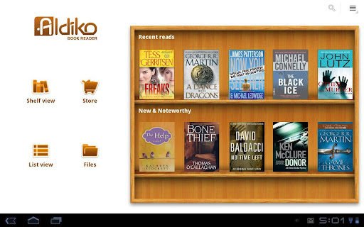 Aldiko Book Reader 2.2.3 Premium APK Free Download