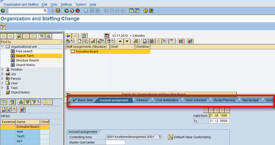 Journey into SAP HCM and ABAP: PPOME - Hierarchy Framework ...