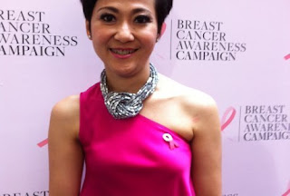 Muti,Tetap Semangat Melawan Kanker Payudara