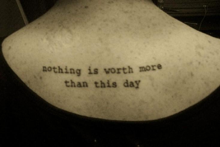 Crazy Love : Common Tattoo Quotes