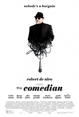 The Comedian 2016 DVD R1 NTSC Sub
