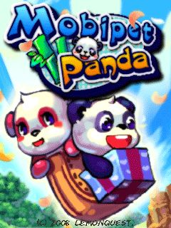 Game Name : Mobipet Panda