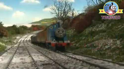 Steam train Thomas tank engine the toyshop store upset let everyone down especially the children