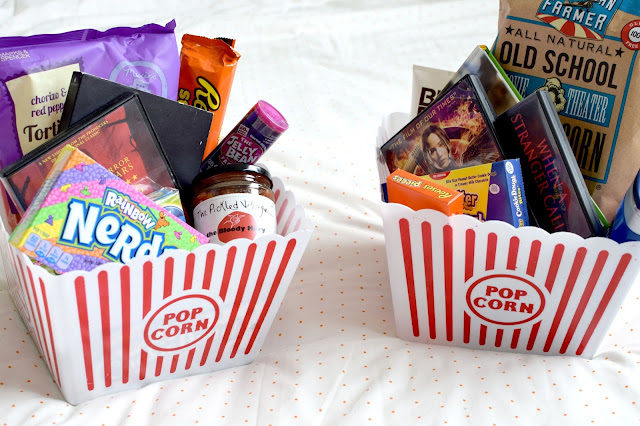 Cinema Themed Gift Hamper Tips